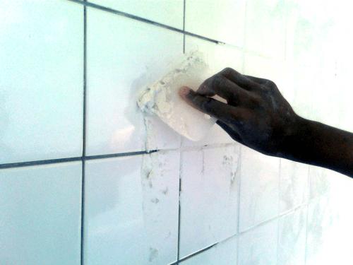 Rejuntar Azulejo