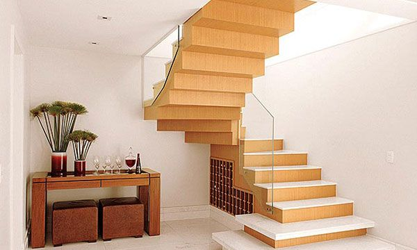 Tipos De Escadas Para Casas Passo A Passo Pedreirão