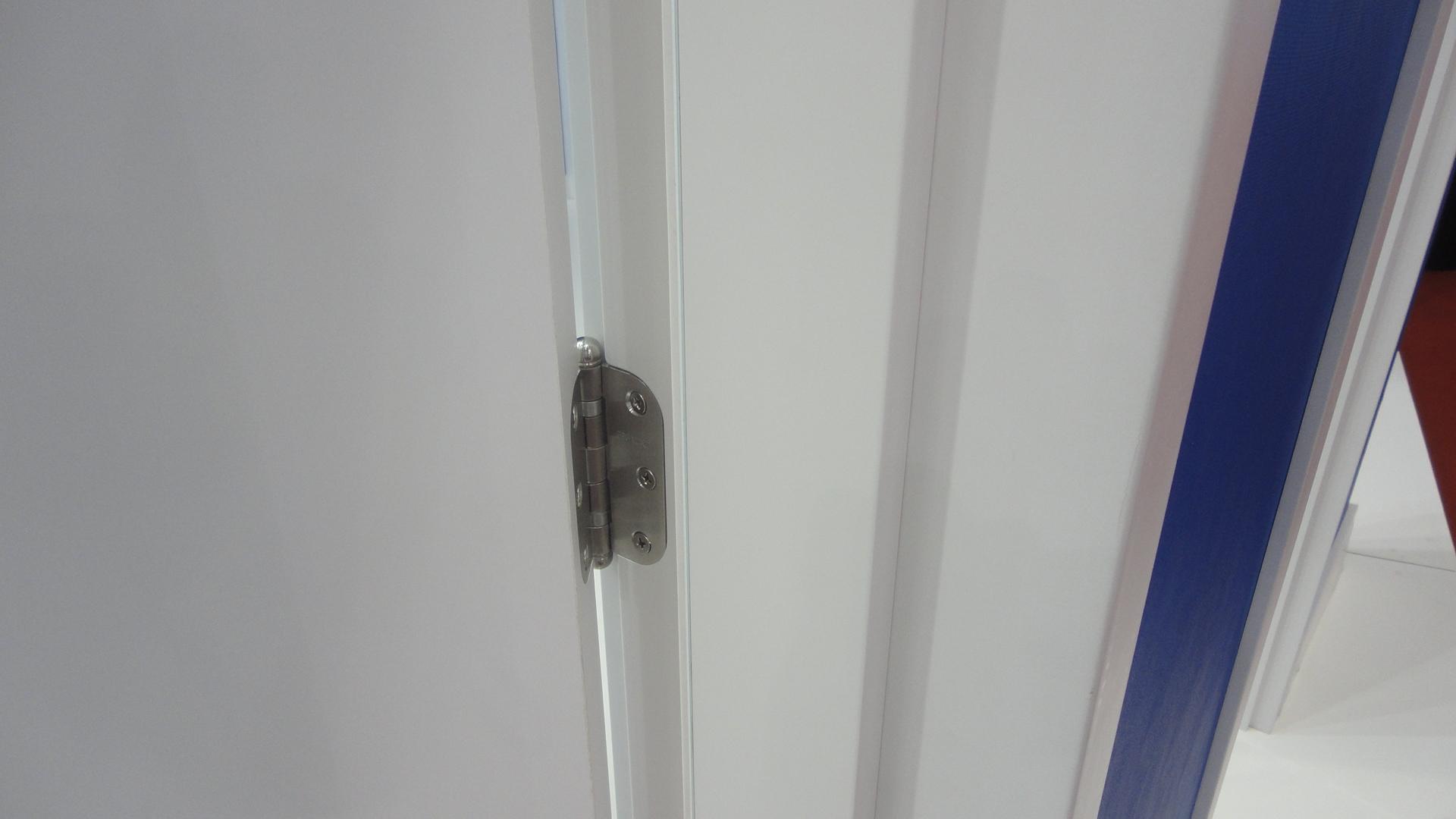 porta pronta kit detalhe dobradica pedreirao