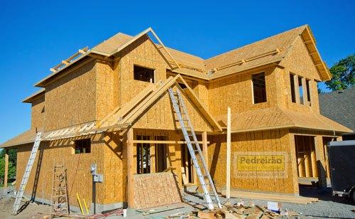 parede-wood-frame-casa-construcao-pedreirao